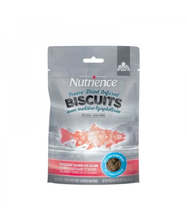Nutrience Infusion Biscuits Salmon Sesamo