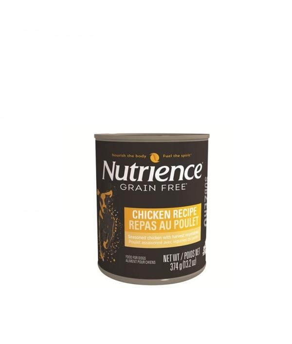 Nutrience Subzero Dog Humedo Pollo