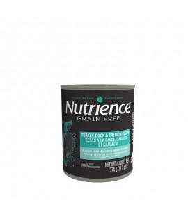 Nutrience Subzero Dog Humedo Pav/Salóm/Pato