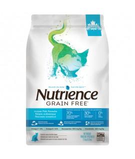 Nutrience Grain Free Cat Pescado Oceánico