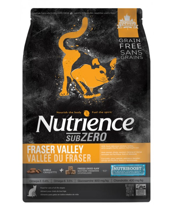Nutrience Subzero Cat Fraser Valley