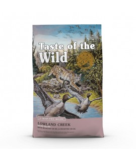 Taste of the Wild Lowland Creek Feline Formula