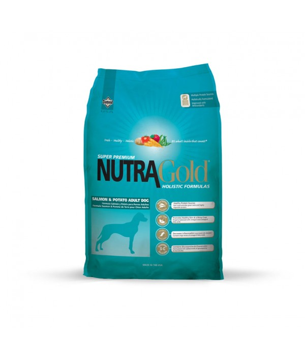 Nutra Gold Salmon