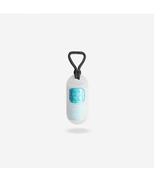 Zee Dog Poop Bag Dispenser Transparent +1 Roll