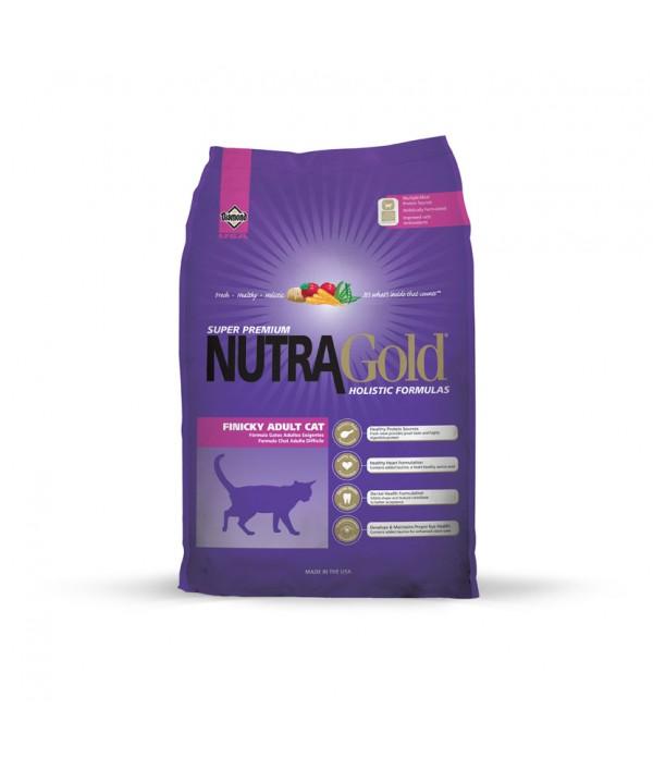 NutraGold Finicky Cat
