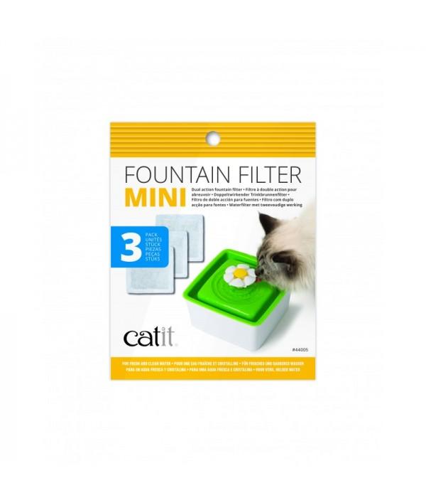 Catit Filtro Fuente Mini 3 Unid