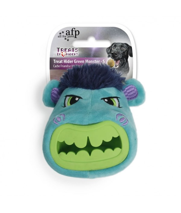 Afp Treat Hider Monster Green