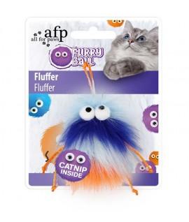Afp Furry Ball Fluffer Rojo