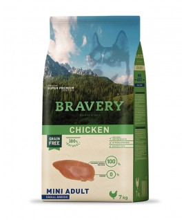 Bravery Chicken Mini Puppy Small Breed