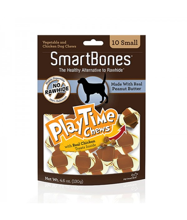 PlayTimes Chews Peanut Butter Small
