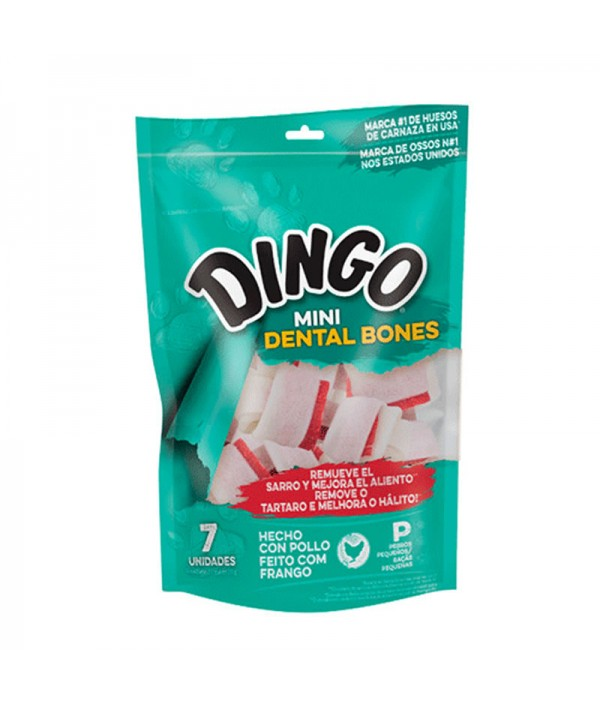 Dingo Dental Mini Bones 7u