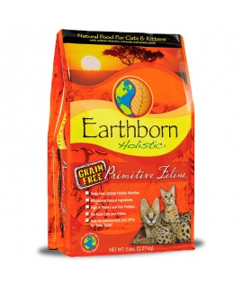 Earthborn Holistic Primitive Feline Grain Free