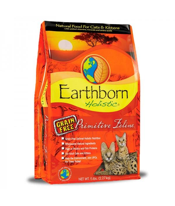 Earthborn Holistic Primitive Feline Grain Free