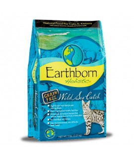 Earthborn Holistic Wild Sea Cath Grain Free
