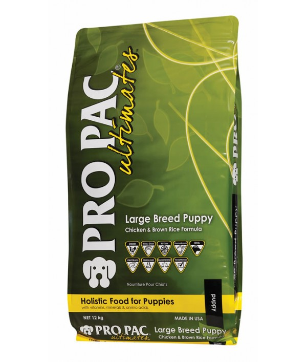 Pro Pac Ultimates Large Breed Puppy