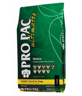 Pro Pac Ultimates Mature Chicken & Brown Rice