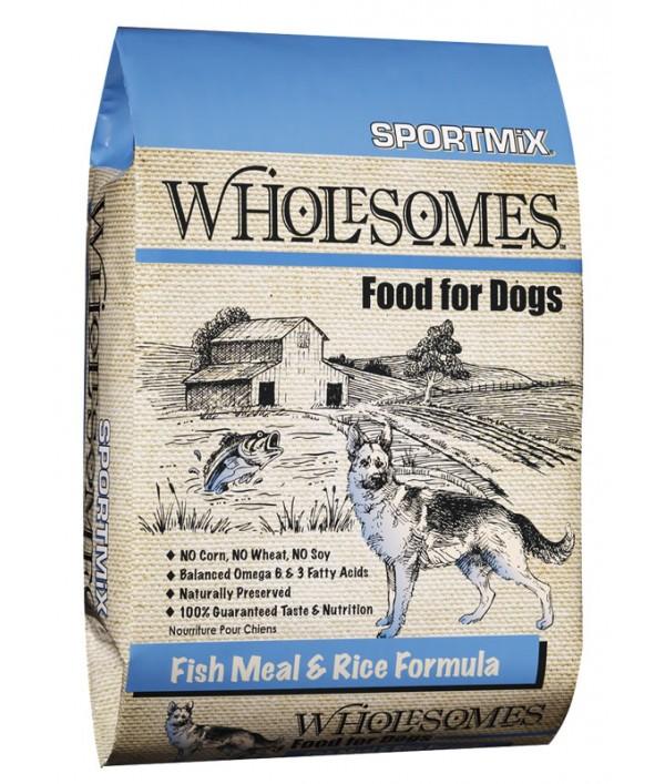 Sportmix Whitefish & Brown Rice