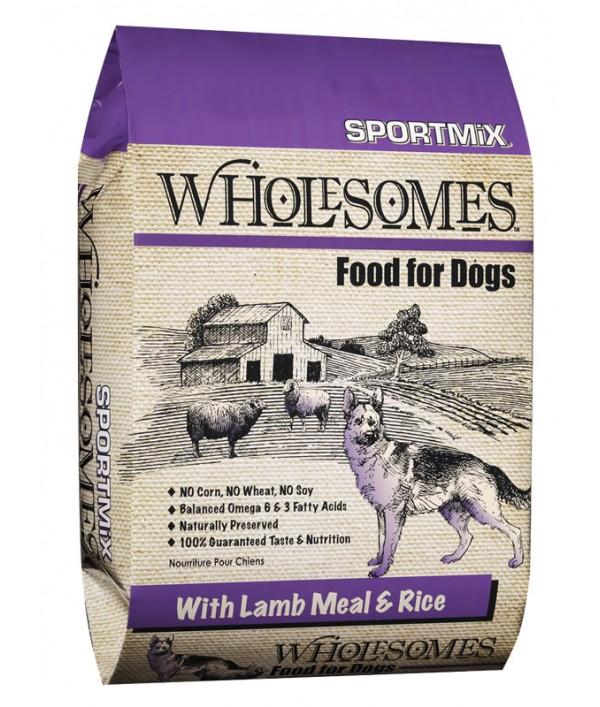 Sportmix Lamb & Brown Rice