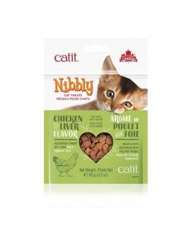 Catit Nibbly Snack Pollo e Hígado