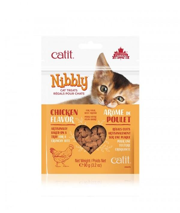 Catit Nibbly Snack Pollo
