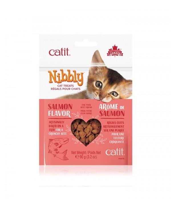 Catit Nibbly Snack Salmón