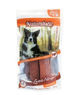 Naturalistic Lamb Strips