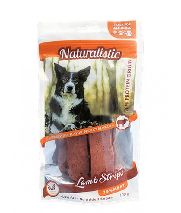 Naturalistic Lamb Strips