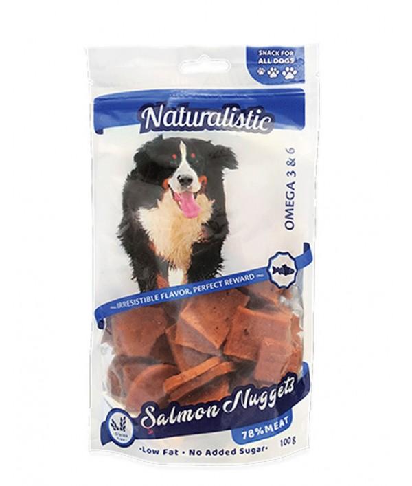Naturalistic Salmon Nuggets