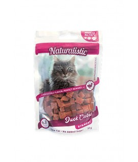 Naturalistic Duck Cubes For Cats