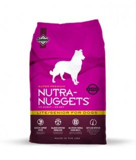 Nutra Nuggets Lite/Senior