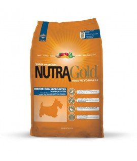 Nutra Gold Indoor Adult Dog Microbites
