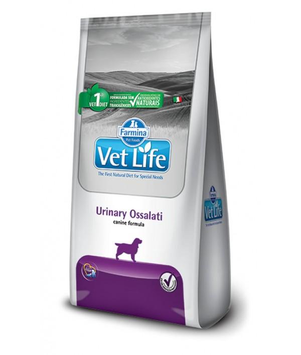 Vet Life Canino Urinary Ossalatti