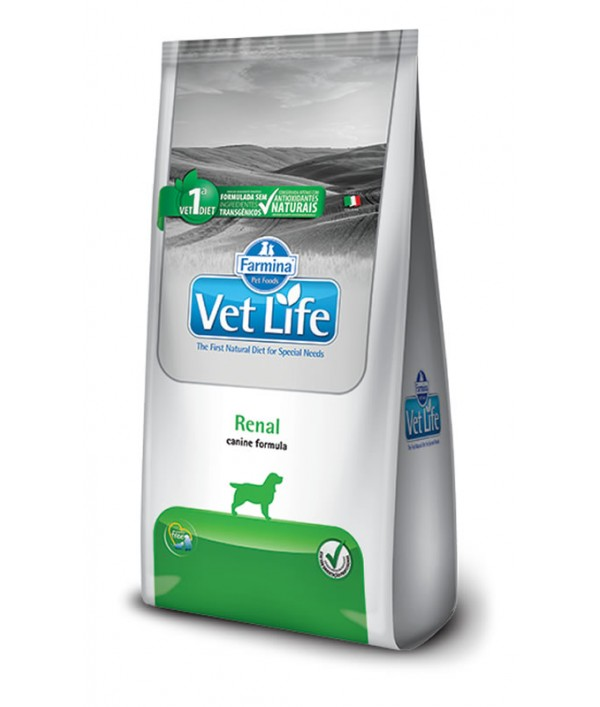 Vet Life Canino Renal