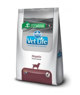 Vet Life Canino Hepatic