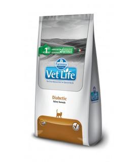Vet Life Felino Diabetic