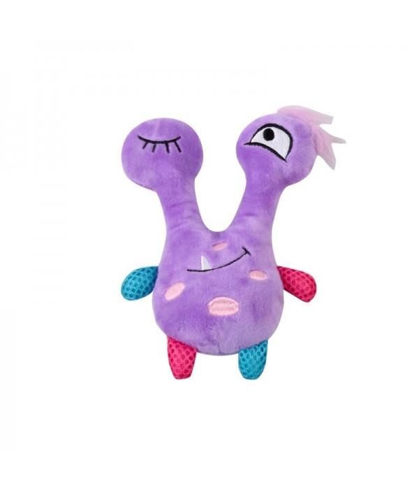 Pawise Little Monster Violeta
