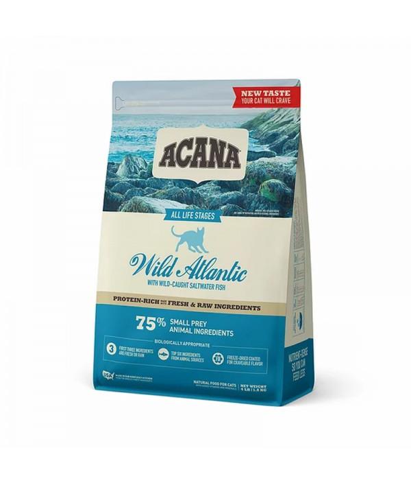 Acana Wild Atlantic Gatos