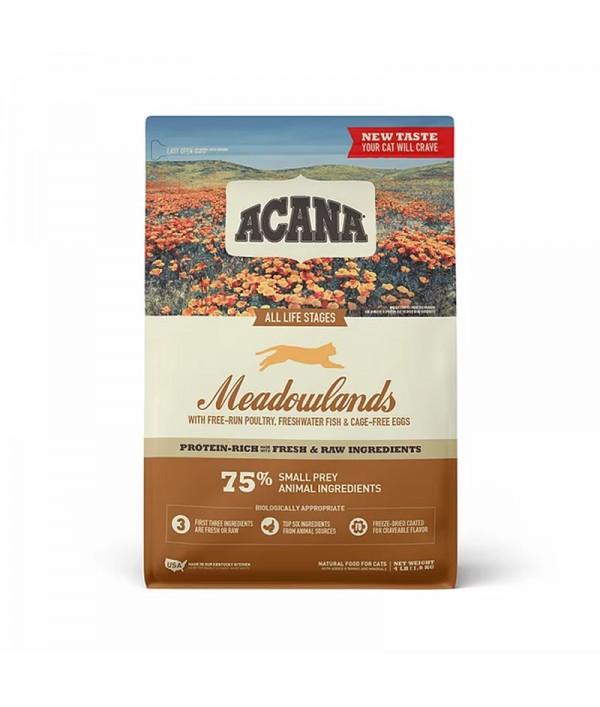 Acana Meadowland Gatos