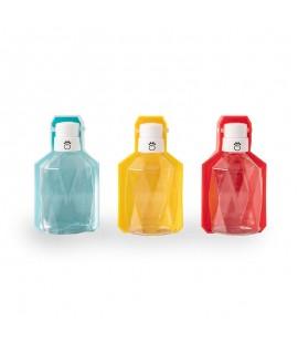 GF PET Botella de Agua Amarilla