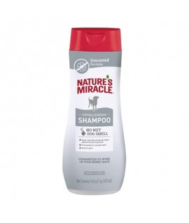 Nature´s Miracle Hypoallergenic Odor Control Shampoo, Unscented