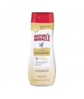 Nature´s Miracle Oatmeal Odor Control Shampoo, Oatmilk Aloe Scent
