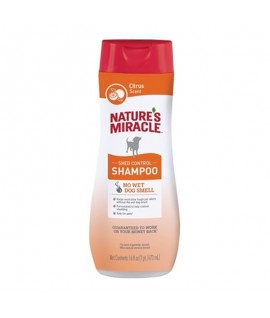 Nature´s Miracle Shed Control Shampoo, Citrus Scent