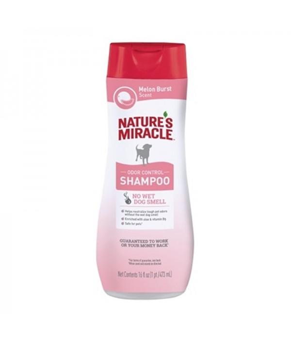 Nature´s Miracle Melon Burst Odor Control Shampoo, Melon Burst Scent