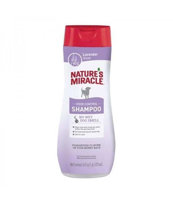 Nature´s Miracle Lavender Odor Control Shampoo, Lavender Scent