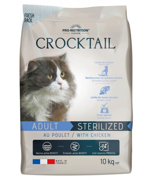 Crocktail Esterilizado con Pollo