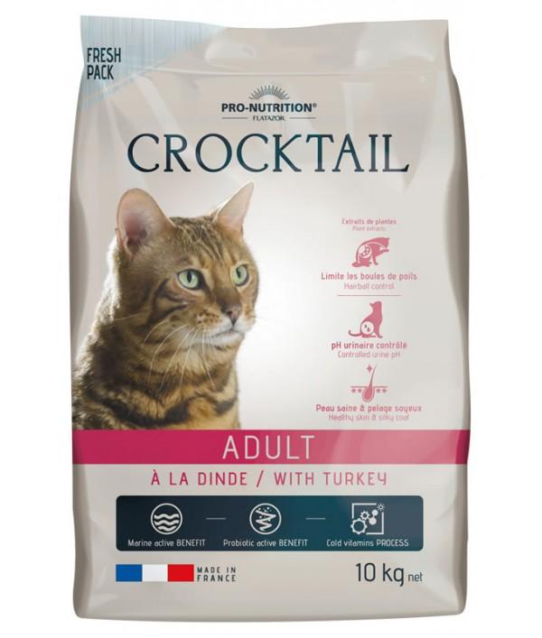 Crocktail Adulto Con Pavo