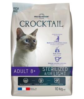 Crocktail 8+ Esterilizado Light